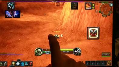 Фанат сыграл в World of Warcraft Classic на мобильном устройстве