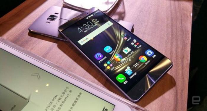 Asus анонсировала 1-ый смартфон набазе процессора Snapdragon 821