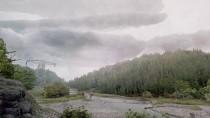 Этот фотореалистичный лес был создан в Dreams