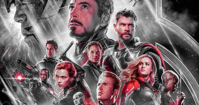 Осторожно, спойлеры! вглобальной web-сети  появилось видео сконцовкой фильма «Мстители: Финал»