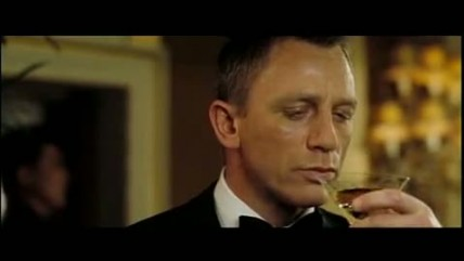 "Quantum of Solace ""Becoming Bond Trailer"""