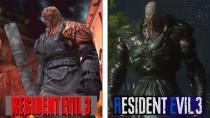Resident Evil 3 - сравнение оригинала и релизной версии ремейка