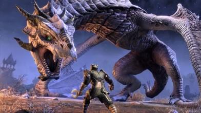 Драконы против каджитов в новом трейлере The Elder Scrolls Online: Elsweyr