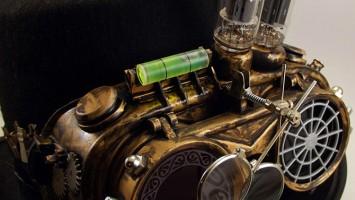 Стимпанк – триумф механического искусства