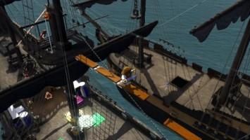 Первые скриншоты LEGO Pirates of the Caribbean