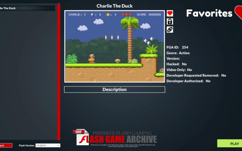 Выпущен сборник из 4000 Flash-игр с отдельным лаунчером