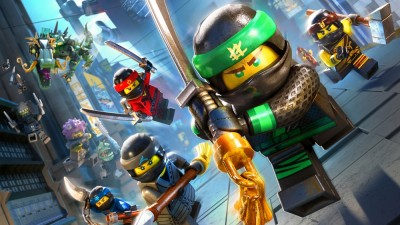 Предзаказ The LEGO Ninjago Movie Video Game