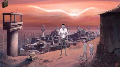 Мрачный антиутопический квест Dead Synchronicity вышел на iPad