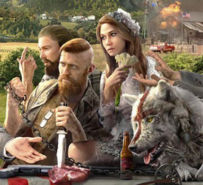 Официальный трейлер и детали сюжета давно ожидаемой игры Far Cry 5