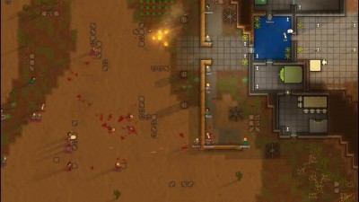RimWorld Pre-Alpha Trailer
