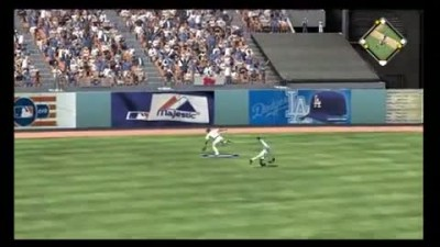 "MLB 11: The Show ""Yankees vs. Dodgers"""