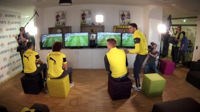 "FUT15 ""Player Tournament - Borussia Dortmund"""