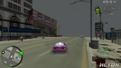 3D мод для GTA Chinatown Wars