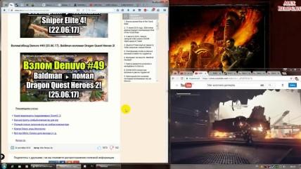 Взлом/обход Denuvo #50 (25.06.17). CPY взломали Nier: Automata!