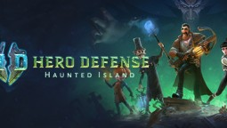 Антивампирская Hero Defense - Haunted Island уже ждёт вас в Steam Early Access