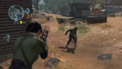 "Metal Gear Solid 5: The Phantom Pain ""MGO3 BH Montage 1 - Lots of buckshot"""