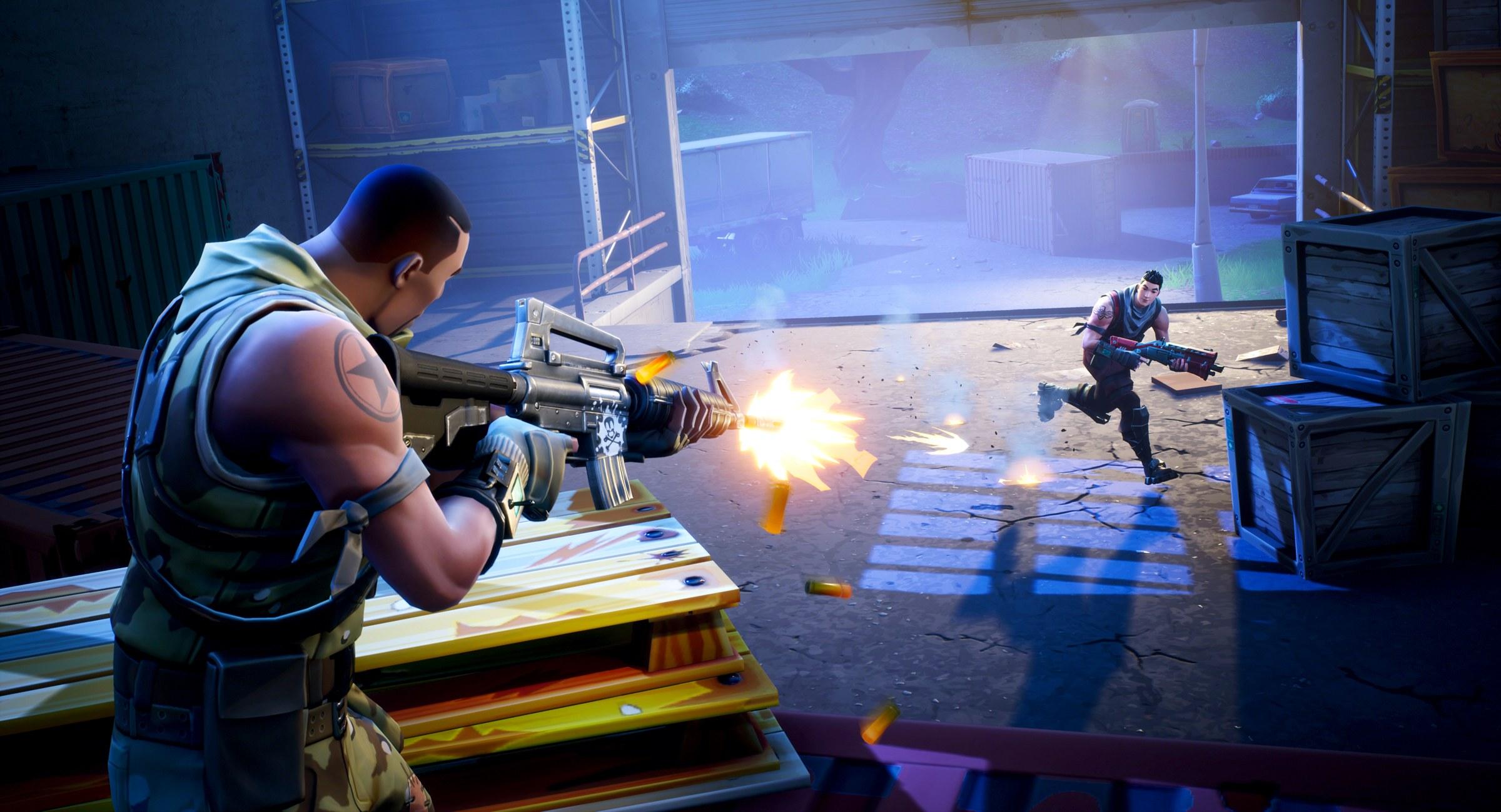 Создатели игры Fortnite привлекли пакет с $1,25 млрд вложений денег