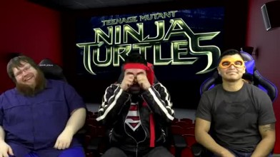 Angry Joe разгромил Teenage Mutant Ninja Turtles 2