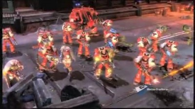 "Dawn of War II ""E3 2008: Trailer"""