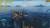 World of Warships AMD Phenom ii X4 955 GTX 950 (1080,900-Ultra)