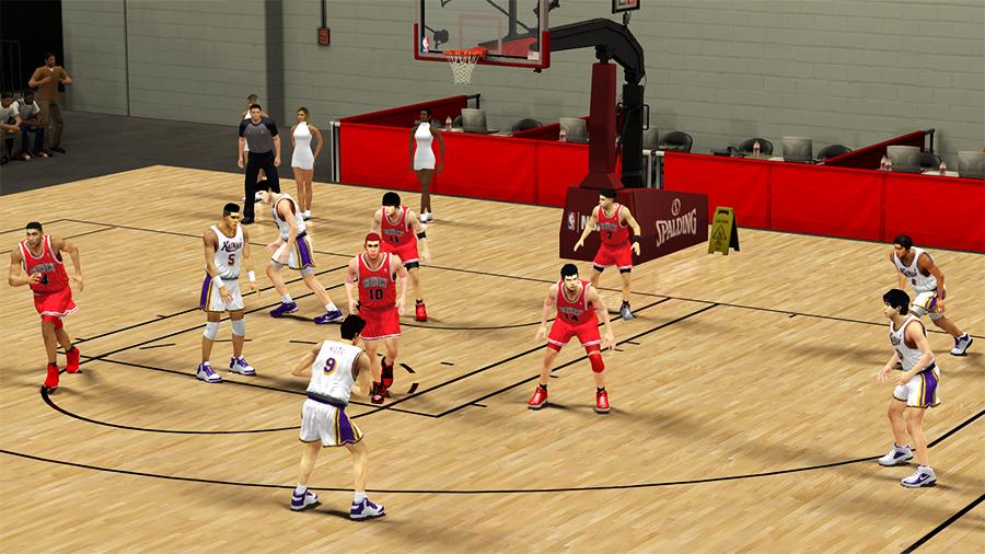 баскетбол 2к14 скачать торрент - фото 11
