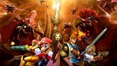 Анонсирован первый онлайн турнир по Super Smash Bros. Ultimate