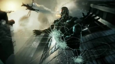 Crysis 2 - Вступительный ролик