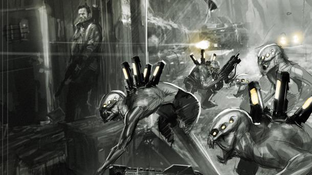 Игру Resistance 3