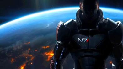 В чём посыл Mass Effect???