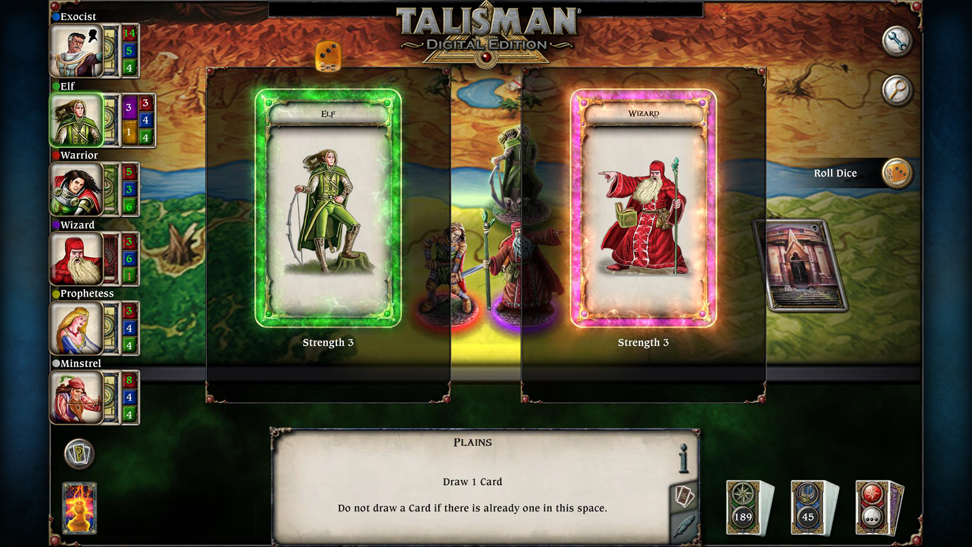 Talisman: Digital Edition выйдет на Switch в марте