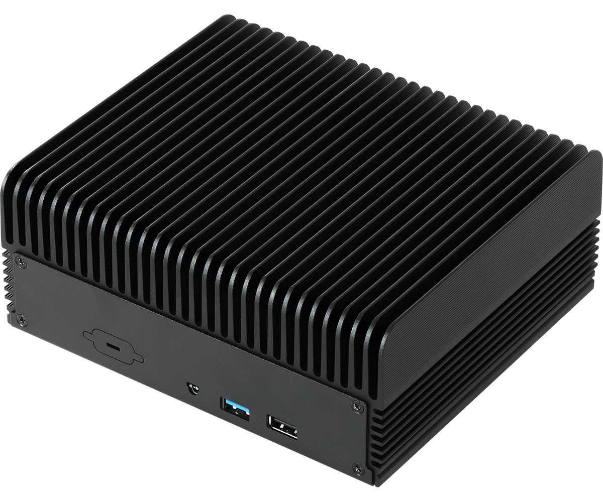 ASRock iBOX-8265U - мини-ПК с пассивным охлаждением и неожиданно широким набором портов