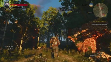 Witcher 3 - GTX 1050 - FPS Test