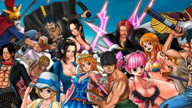 Трейлер 2-го DLC с героями для One Piece Burning Blood