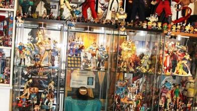 Потрясающая коллекция фигурок фаната Street Fighter