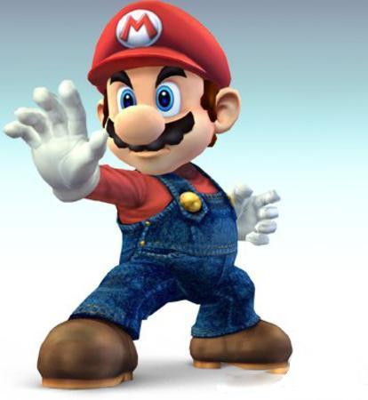 Битва сильнейших: Sonic Vs Mario!