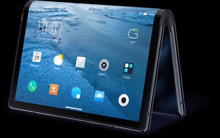 Samsung обещает совершенно новый дизайн и пользовательский интерфейс в сгибающемся смартфоне