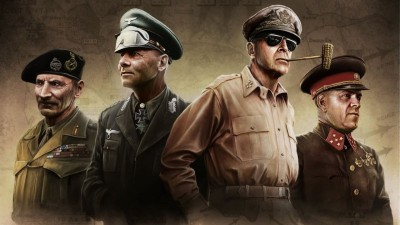 Рецензия Hearts of Iron IV