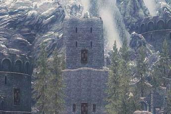 Замок Риверхельма мини