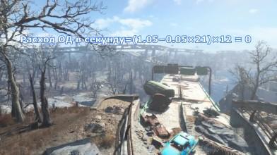 Fallout 4 - Всё о выносливости как о характеристике | Максимум выносливости
