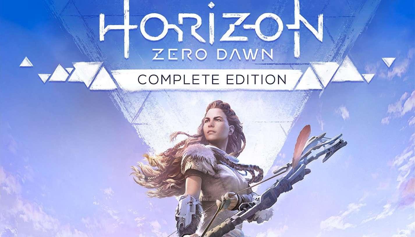 В Steam стартовала предзагрузка Horizon Zero Dawn Complete Edition