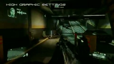 "Crysis 2 ""Very High Graphic Settings"""