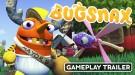 Первый геймплейный трейлер Bugsnax