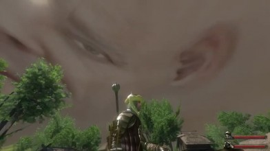 "Mount & Blade: Warband - ""Небо-лицо"""