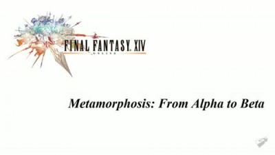 "Final Fantasy XIV Online ""Alpha & Beta Comparison"""