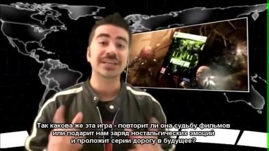 Aliens vs Predator - обзор от Angry Joe [Русские субтитры]