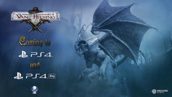 The Incredible Adventures of Van Helsing выйдет на PS4