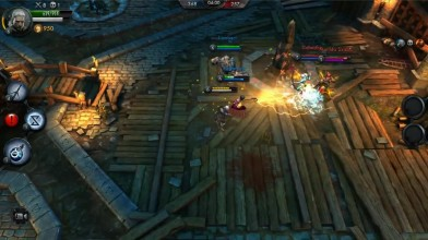 The Witcher Battle Arena Система Экипировки