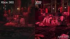 Сравнение графики BioShock на xbox 360 и iOS