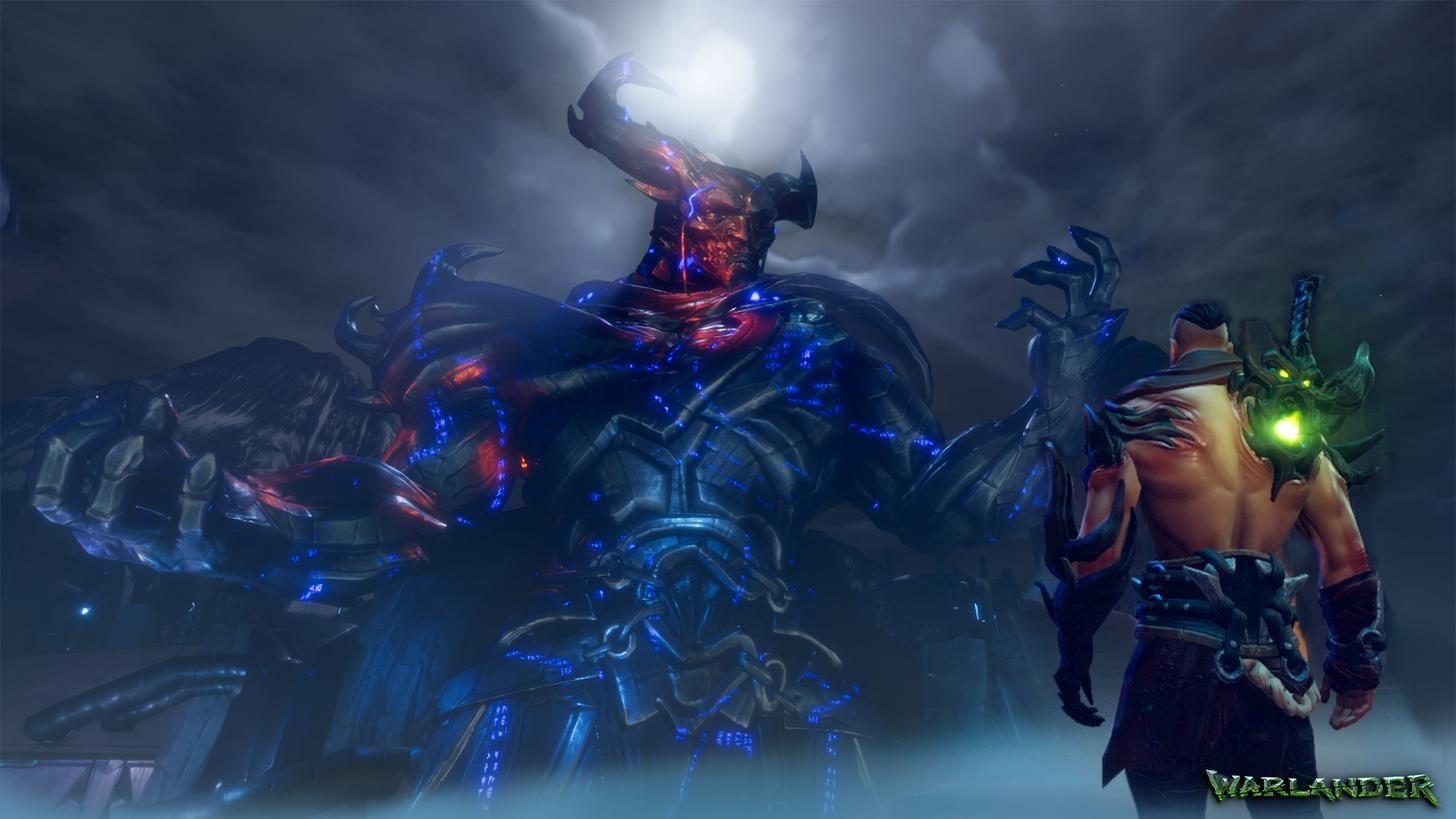 ARPG в сеттинге тёмного фэнтези Warlander выйдет в Steam в конце февраля