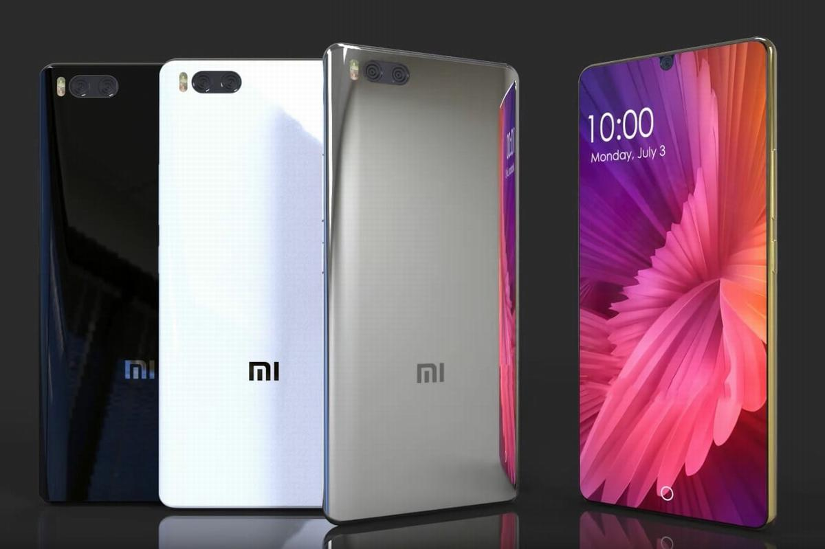 Вweb-сети интернет появились кадры Xiaomi Mi7 сбезрамочным дисплеем